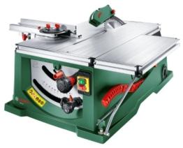 Bosch Unterflur-Zugsäge PPS 7 S incl. Tischerweiterung mit Stütze - 1